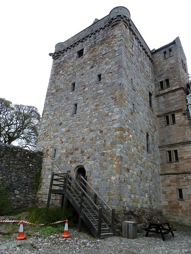 Castle Campbell nr Dollar