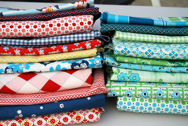new DS quilts fabric