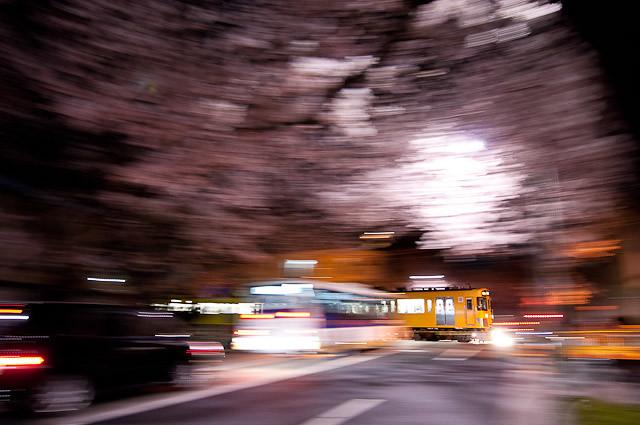 西武鉄道新宿線2000系 新井薬師前2号踏切