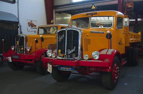 Saurer Lkw 5 BL (f) WH-655362,