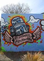 Icarus (FixedFun) Tags: graffiti kid peace rest icarus ussr in