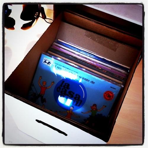 inside 10inch box