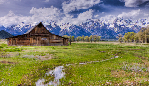 Teton View by Mark/MPEG (Midwest Photography Enthusiasts Group)