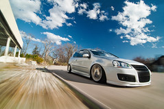 Rich (Ronaldo.S) Tags: motion vw silver reflex movement nikon ride air first automotive tokina rig f28 dustoff mkv d90 1116mm alphards