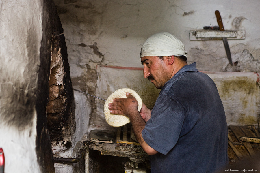 How to make tortillas in Bukhara