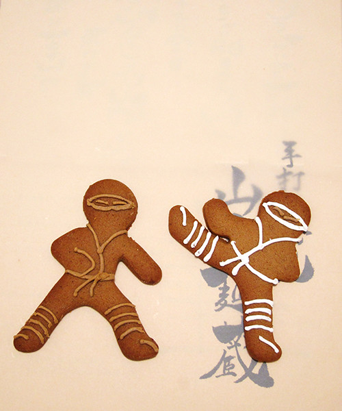 Ninja Ginger Bread