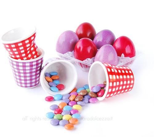 Uova colorate 1