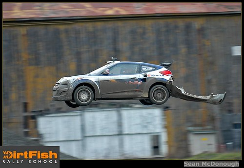Global Rallycross at DirtFish Rally School - NASIOC