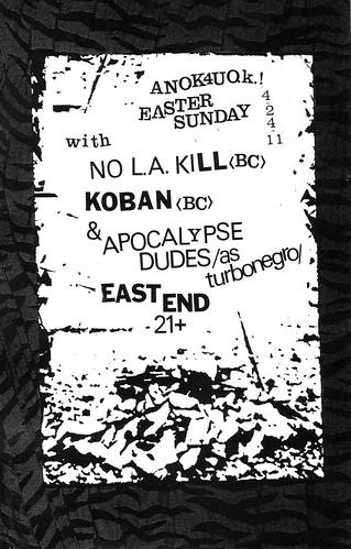 4/24/11 NoLAKill/Koban/ApocalypseDudes