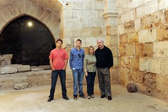 PM Netanyahu and his family tour sites in the city of Akko (Acre), 21.4.11. (Prime Minister of Israel) Tags: 21411 pmnetanyahuandhisfamilytoursitesinthecityofakkoacre