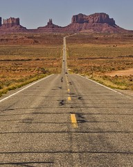 Mile 13 - explore #8 (Marvin Bredel) Tags: road arizona nature landscape utah highway rocks long desert indian explore nativeamerican straight navajo redrock monumentvalley marvin americanwest fourcorners americanindian oldwest americansouthwest forestgump coloradoplateau nativeamerica interestingness8 mile13 i500 exploreno8 marvin908 bredel marvinbredel