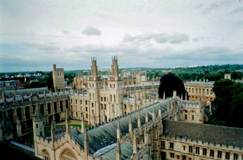 dreaming spires II