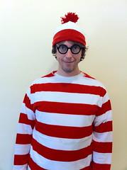 Where's Waldo - I Am Waldo