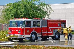 Anaheim Fire Dept. (So Cal Metro) Tags: rescue truck fire firetruck fireengine orangecounty anaheim firedept pumper anaheimfire anaheimfd