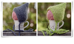 Pixie hats (bford13) Tags: green grey hats pixie newborn knitted thingsimake bford13