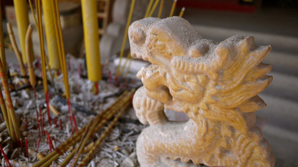 Incense Dragon