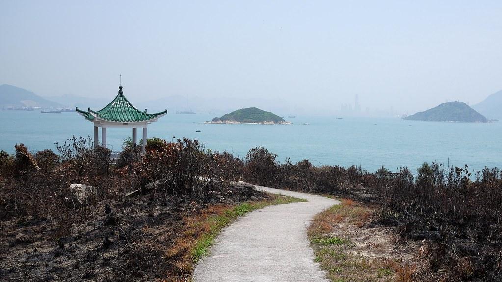 Burnt Path