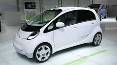 Mitsubishi Rolls Out 5,000th i-MiEV