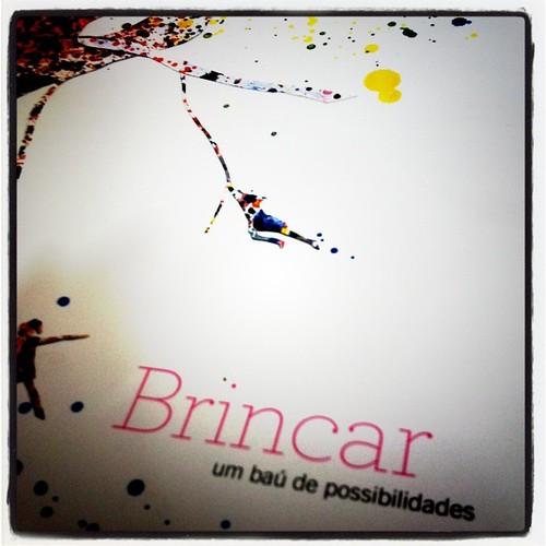 Brincar, um baú de possibilidades, livro que vou sortear hoje no @avidaquer