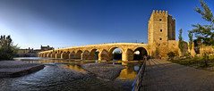 Puente Romano sobre el Guadalquivir, Córdoba (E) (Panoramyx) Tags: bridge panorama españa puente andalucía spain ponte panoramica pont andalusia brücke córdoba andalusien espagne hdr spanien spagna andalousie espanya andalusië