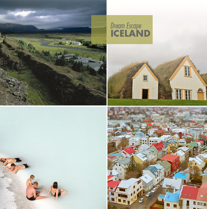 Travel Escapes: ICELAND