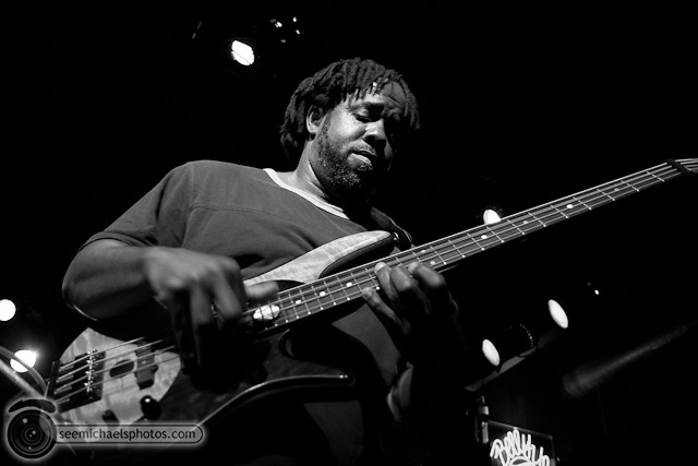 Victor Wooten at Belly Up 41811 © Michael Klayman-006
