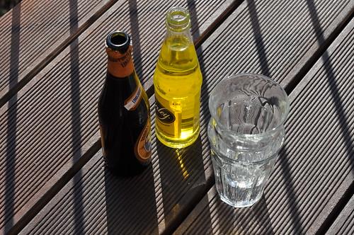 Porter og citronvand