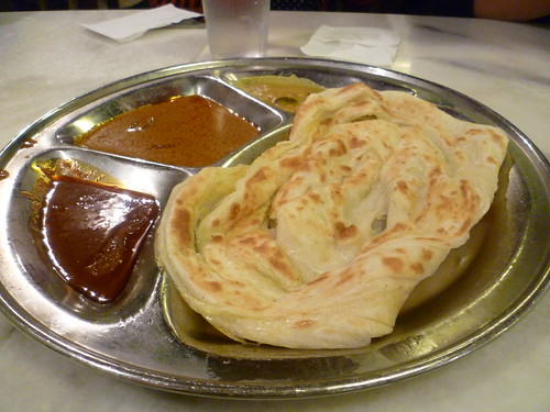 Roti Chanai [Old Town Kopitiam Mamak, City]