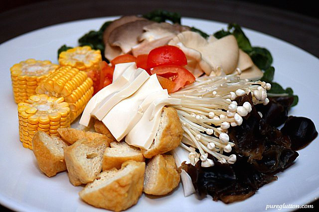 veg tofu
