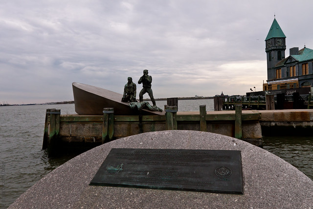 Merchant Marines' Memorial