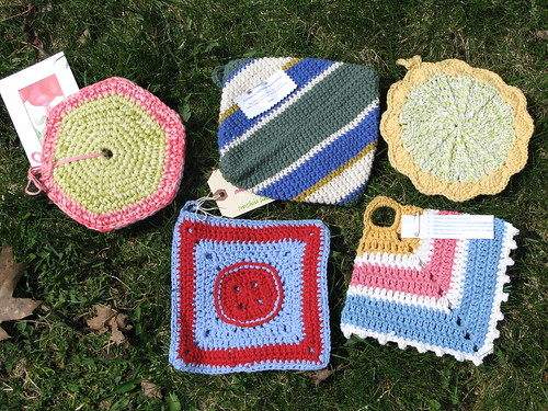 Potholder Swap 2011