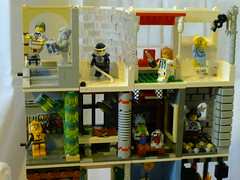 minifig display shelf series 4 top (cecilihf) Tags: lego minifig collectable vig