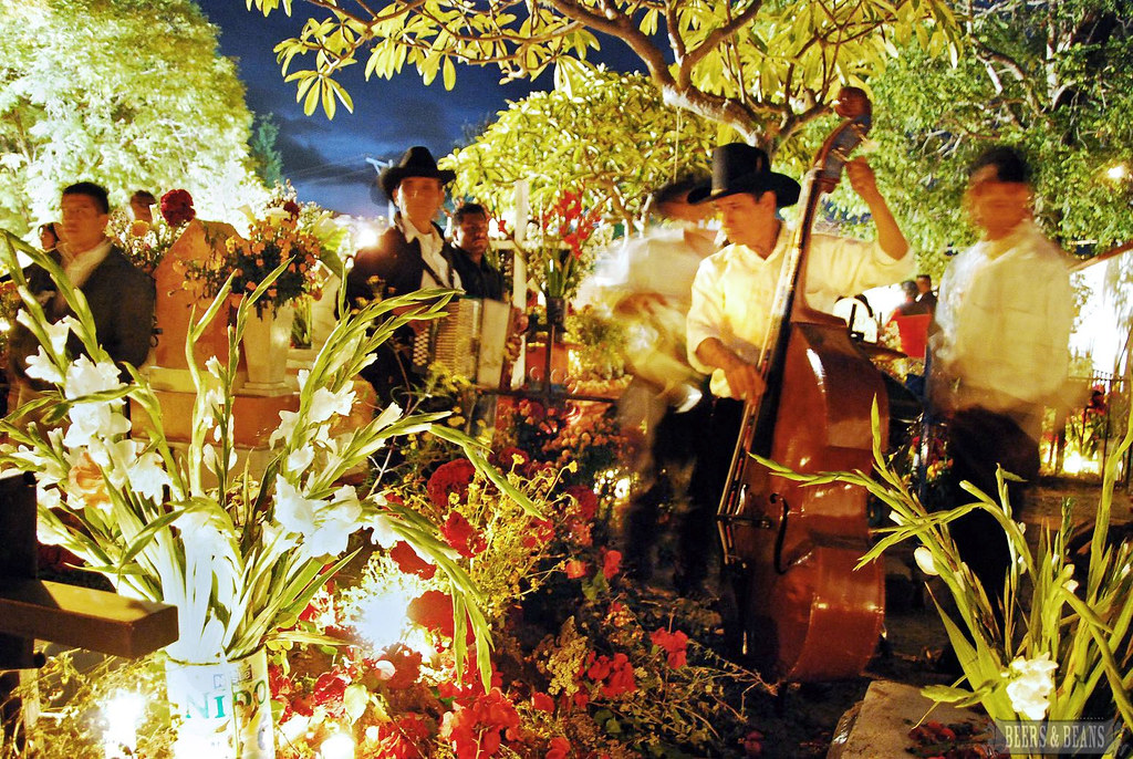 Day of the Dead - Oaxaca, Mexico smaller for BnB