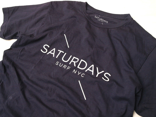 Saturdays Surf NYC / Logo T-Shirt