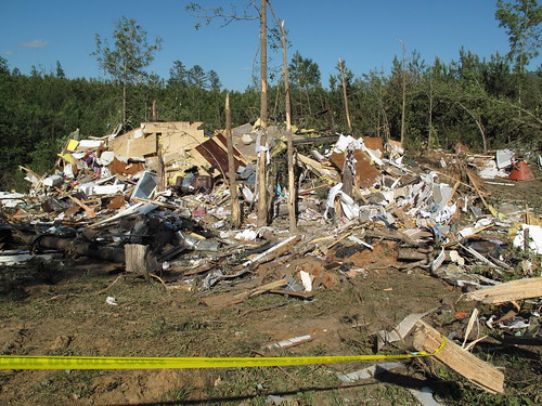 Mississippi Tornadoes 2011