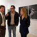El candidato socialista compromete su respaldo a la creación artística asturiana