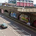 Belfast Street Art (near the Hilton)