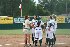 Baytown Lee vs LC-M 010 (The Orange Leader) Tags: school orange high texas little baytown leader cypress softball lcm mauriceville ganders baytownleevslcm