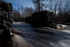(Heikki S) Tags: nature rapid canonef1740mmf4lusm luonto koski kalliokoski hoyandx400