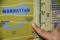 MET on map2