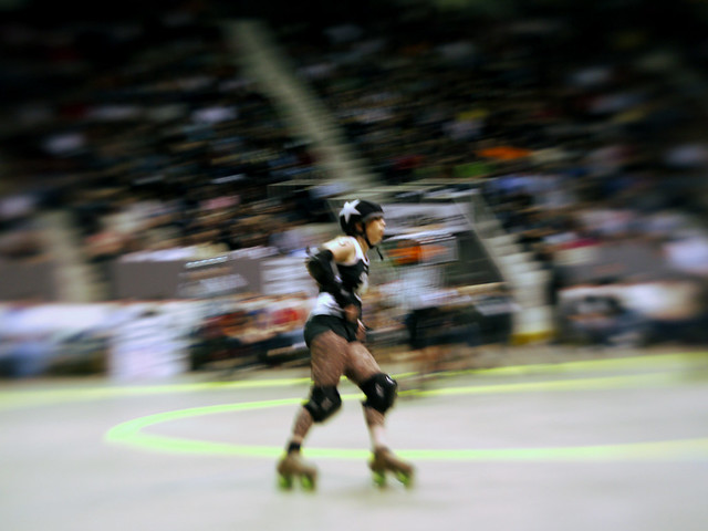 Cincinnati Rollergirls vs. Indianapolis