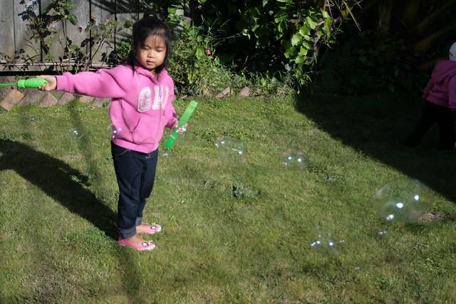 raine + bubbles