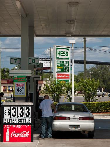 Orlando Gas 2 May 2011