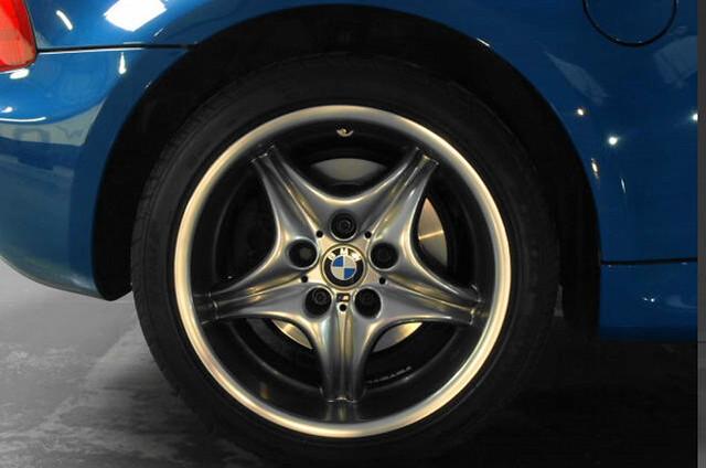 S54B32 M Coupe | Laguna Seca Blue | Laguna Seca Blue/Black