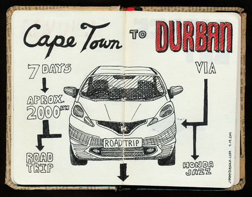 Cape Town to Durban