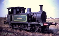 S0914 Bowaters Paper SECR P Class 0-6-0T Pioneer II (BR No.31178) @ Kemsley Mill (davidncooke_686) Tags: uk industrial railway steam locomotive sr exbr