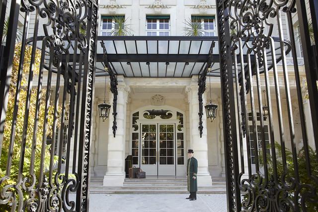 パリのホテル体験談