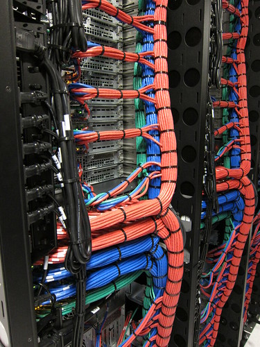 SoftLayer Server Rack