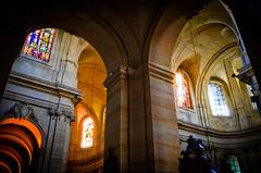 Cathdrale Saint-Louis de Versailles (scuzzilla) Tags: france church french cathedral stlouis versailles iledefrance hdr francais yvelines nikond5100