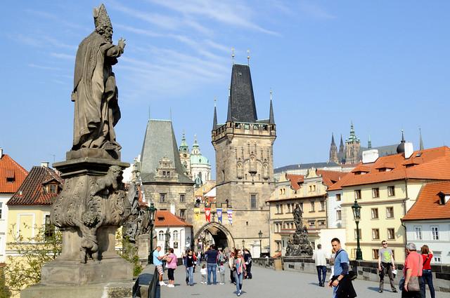 Cómo visitar Praga, la ciudad de las 100 torres